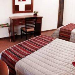 Hotel Guadalajara Express 3* Стандартный номер с различными типами кроватей фото 7
