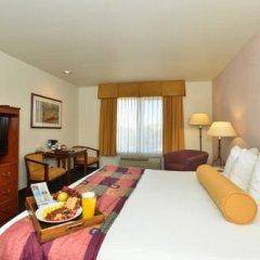 Отель Best Western PLUS Villa del Lago Inn 2* Стандартный номер с различными типами кроватей