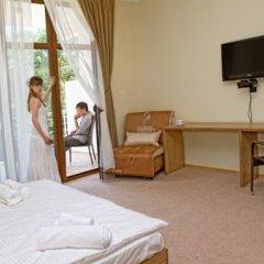 Арт Отель Коктебель Студия с разными типами кроватей фото 4
