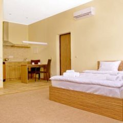 Арт Отель Коктебель Студия с разными типами кроватей фото 6