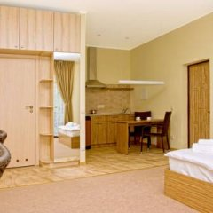 Арт Отель Коктебель Студия с разными типами кроватей
