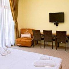 Арт Отель Коктебель Студия с разными типами кроватей фото 11