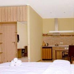 Арт Отель Коктебель Студия с разными типами кроватей фото 15