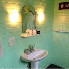 Отель Pictory Garden Resort 3* Бунгало с разными типами кроватей фото 4