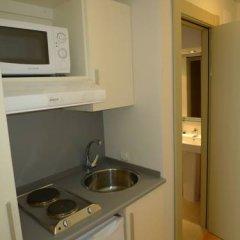Отель Vertice Roomspace Madrid 3* Стандартный номер с двуспальной кроватью фото 6