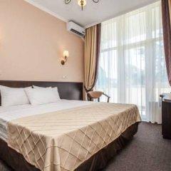 Гостиница Санаторно-курортный комплекс Знание 3* Семейный номер Комфорт с разными типами кроватей