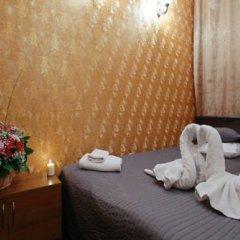 White Nights Hotel 2* Стандартный номер двуспальная кровать фото 11