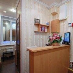 White Nights Hotel 2* Номер Эконом разные типы кроватей фото 13