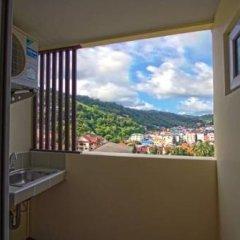 Отель Meesuk Place Стандартный номер с двуспальной кроватью фото 2