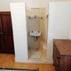 Отель Residencial Portuguesa 3* Стандартный номер с различными типами кроватей (общая ванная комната) фото 10