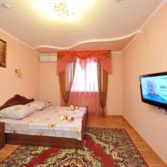 Гостиница Crown 2* Номер Комфорт разные типы кроватей фото 7