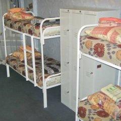 Хостел Достоевский Кровать в общем номере с двухъярусной кроватью фото 46