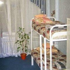 Хостел Достоевский Кровать в общем номере с двухъярусной кроватью фото 47