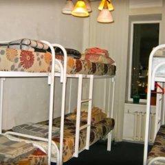 Хостел Достоевский Кровать в общем номере с двухъярусной кроватью фото 43