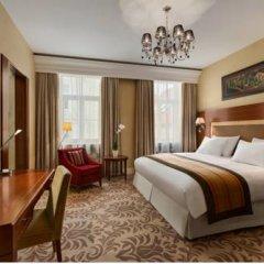 Grand Hotel Kempinski Vilnius 5* Стандартный номер с различными типами кроватей фото 2