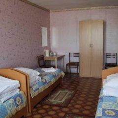 Гостиница Северная звезда Кровать в общем номере с двухъярусной кроватью