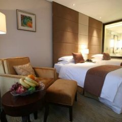 Liaoning International Hotel - Beijing 4* Улучшенный номер с 2 отдельными кроватями
