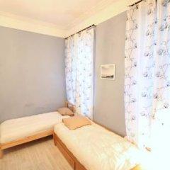 Гостиница Artist on Krasnye Vorota Кровать в общем номере с двухъярусной кроватью фото 3