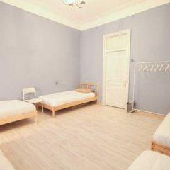Гостиница Artist on Krasnye Vorota Кровать в общем номере с двухъярусной кроватью фото 2