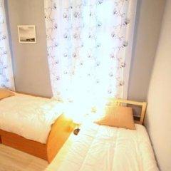 Гостиница Artist on Krasnye Vorota Кровать в общем номере с двухъярусной кроватью фото 6