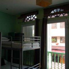 A Beary Good Hostel Кровать в общем номере фото 2