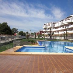 Отель Sol Marino Апартаменты с различными типами кроватей фото 2