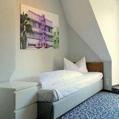 Hotel Beer 2* Стандартный номер с двуспальной кроватью фото 3