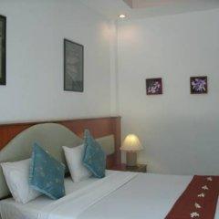 The Club Hotel Phuket 3* Стандартный номер с двуспальной кроватью фото 5