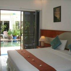 The Club Hotel Phuket 3* Стандартный номер с двуспальной кроватью фото 2