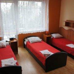 Отель Pensjon Polska 2* Стандартный номер с различными типами кроватей