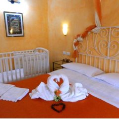 Отель Agriturismo Al Torcol Стандартный семейный номер фото 6