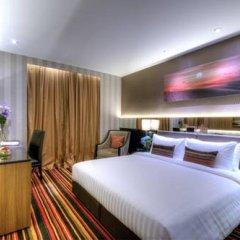 Отель The Continent Bangkok by Compass Hospitality 4* Стандартный номер с различными типами кроватей фото 18
