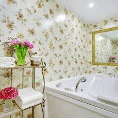 Гостиница Де Пари 4* Улучшенный номер 2 отдельные кровати фото 13
