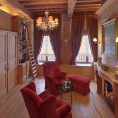 Отель BrusselsSuite Люкс с различными типами кроватей фото 25