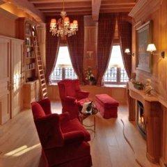 Отель BrusselsSuite Люкс с различными типами кроватей фото 22