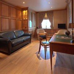 Отель BrusselsSuite Люкс с различными типами кроватей фото 9