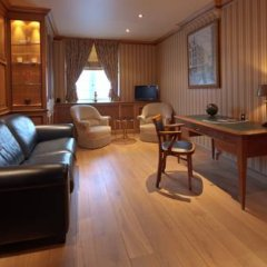 Отель BrusselsSuite Люкс с различными типами кроватей фото 15