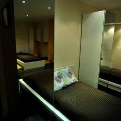 Hostel Golyanovo Кровать в мужском общем номере с двухъярусной кроватью фото 16