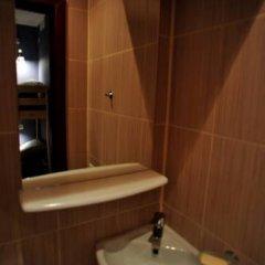Hostel Golyanovo Кровать в мужском общем номере с двухъярусной кроватью фото 9