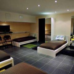 Hostel Golyanovo Кровать в мужском общем номере с двухъярусной кроватью фото 6