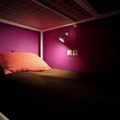 Hostel Golyanovo Кровать в мужском общем номере с двухъярусной кроватью фото 4