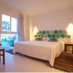 Отель Santos Ibiza Suites Полулюкс с различными типами кроватей фото 10