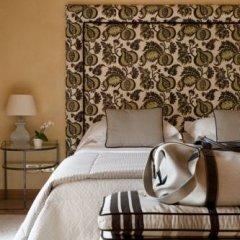 Отель L'Albereta, Relais & Chateaux 5* Улучшенный номер с различными типами кроватей фото 4