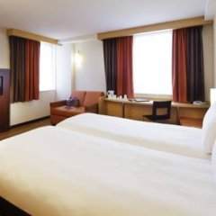 Отель Ibis London Blackfriars 3* Стандартный номер с различными типами кроватей фото 2