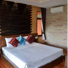 Отель Palm Leaf Resort Koh Tao 3* Улучшенная вилла с различными типами кроватей фото 6
