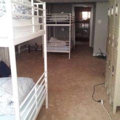 Отель DC Lofty Кровать в общем номере с двухъярусной кроватью