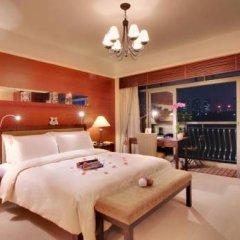 Апартаменты Portofino International Apartment Представительский люкс с различными типами кроватей фото 8