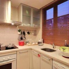 Апартаменты Portofino International Apartment Люкс повышенной комфортности с различными типами кроватей фото 6