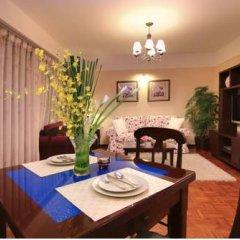Апартаменты Portofino International Apartment Представительский люкс с различными типами кроватей фото 7