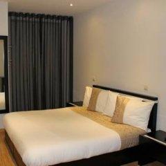 Отель VivaCity Porto Улучшенный номер разные типы кроватей фото 20